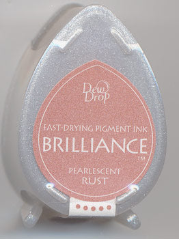 Brilliance Dew Drop - Pearlescent Rust