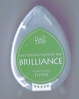 Brilliance Dew Drop - Pearlescent Thyme