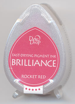 Brilliance Dew Drop - Rocket Red