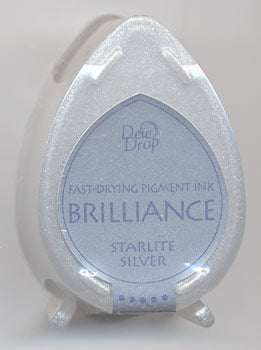 Brilliance Dew Drop - Starlite Silver