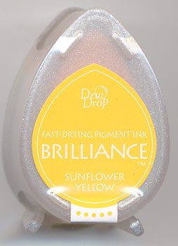 Brilliance Dew Drop - Sunflower Yellow