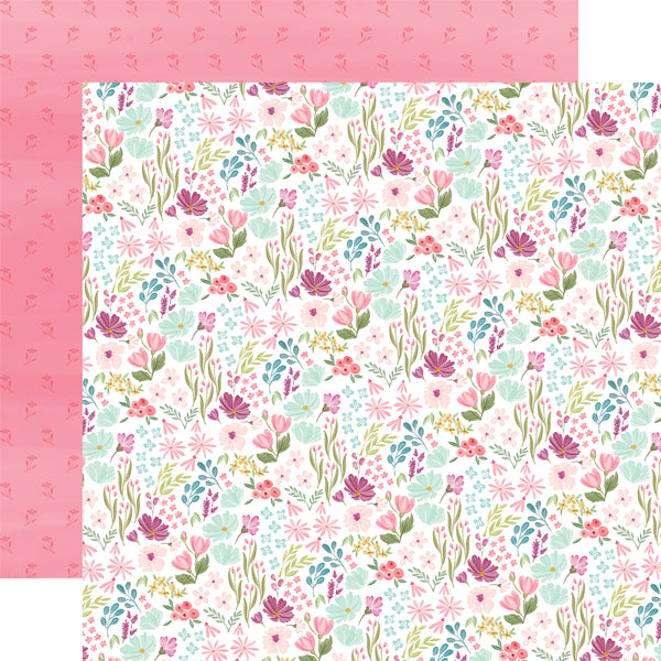 Carta Bella Flora No 3 - Bright Small Floral