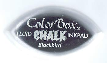 Cats Eye Fluid Chalk Blackbird