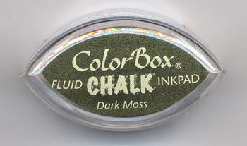 Cats Eye Fluid Chalk Dark Moss