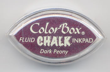 Cats Eye Fluid Chalk Dark Peony