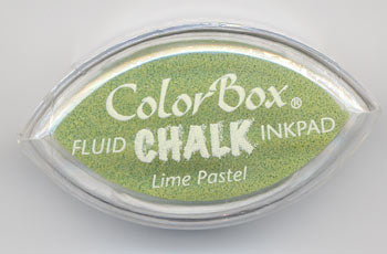 Cats Eye Fluid Chalk Lime Pastel
