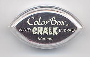 Cats Eye Fluid Chalk Maroon