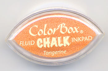 Cats Eye Fluid Chalk Tangerine