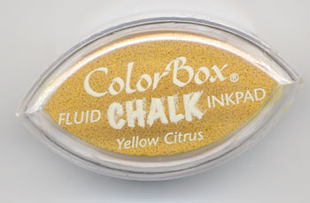 Cats Eye Fluid Chalk Yellow Citrus