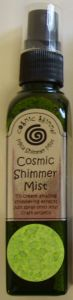Cosmic Shimmer Mist - Blue Lime