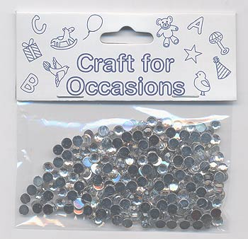 Crafts For Occasions - Flat Backed Gems