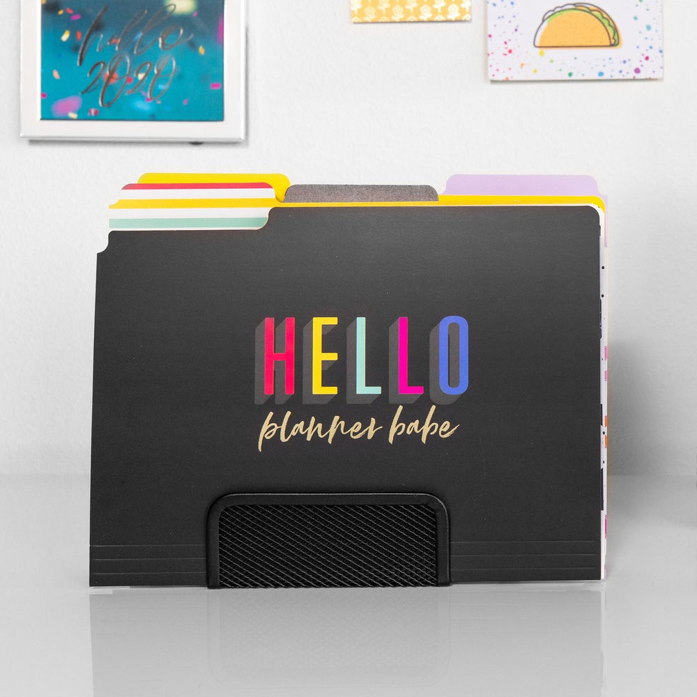 Me & My Big Ideas Happy Planner - Desk File Folders - Be Kind
