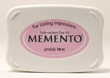 Memento Ink Pad - Angel Pink