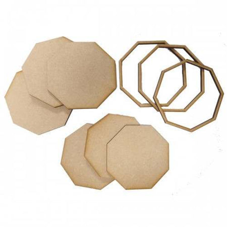 Creative Expressions - Hexagons and Frames