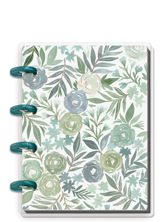 Me & My Big Ideas Happy Notes - Green Garden Micro Memo Book (Sketch)
