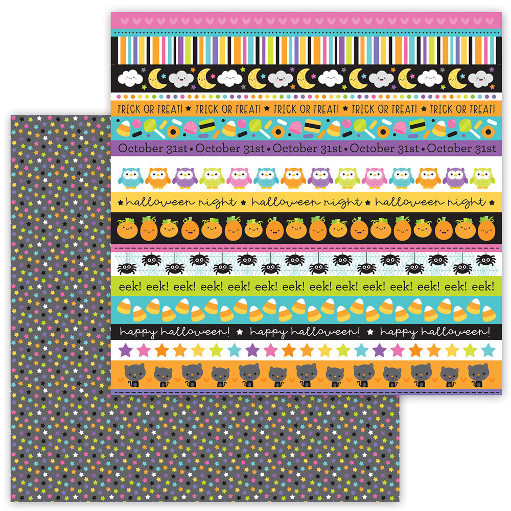 Doodlebug Design Ghost Town - Star Bright