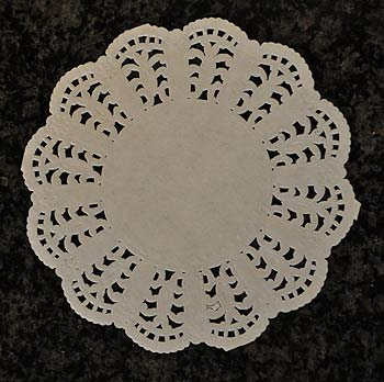 Small White Doilies (Pack of 10)