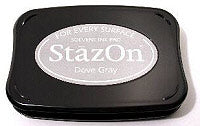 StazOn Inkpad - Dove Grey
