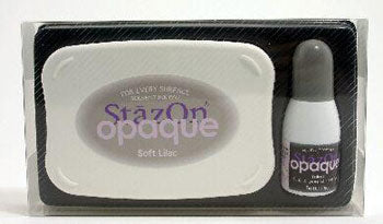 StazOn Opaque Inkpad - Soft Lilac