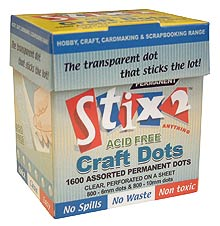 Stix2 Craft Dots Value Box