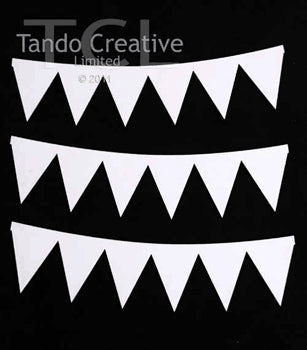 Tando Creative - Bunting Large Straight