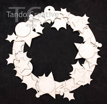 Tando Creative - Christmas Wreath