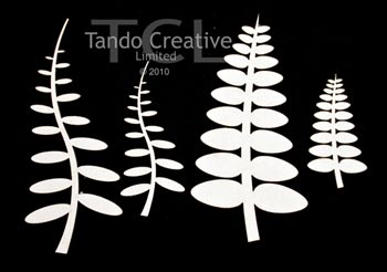 Tando Creative - Tall Leaves