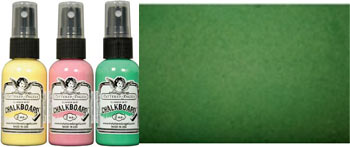 Tattered Angels Chalkboard Glimmer Mist - Evergreen