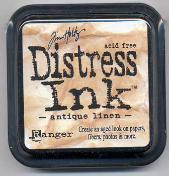 Tim Holtz Distress Ink Antique Linen