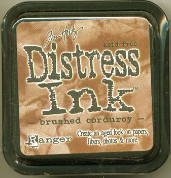 Tim Holtz Distress Ink Brushed Corduroy