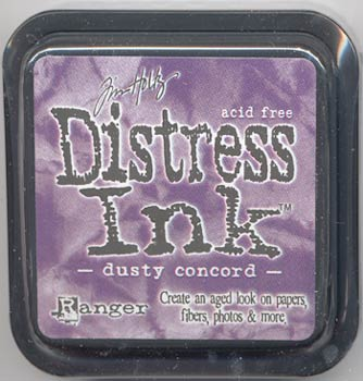 Tim Holtz Distress Ink Dusty Concord
