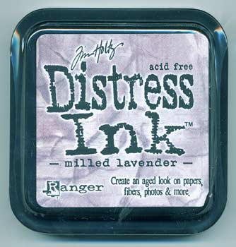Tim Holtz Distress Ink Milled Lavender