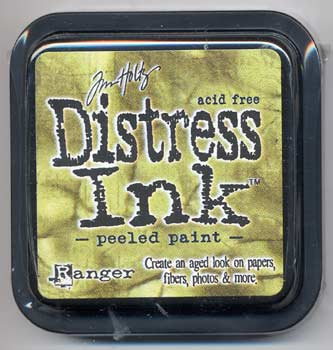 Tim Holtz Distress Ink Peeled Paint