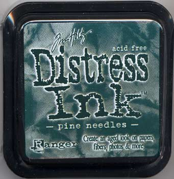 Tim Holtz Distress Ink Pine Needles