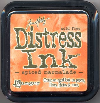 Tim Holtz Distress Ink Spiced Marmalade