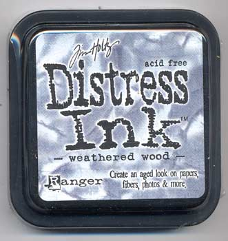Tim Holtz Distress Ink Weathered Wood