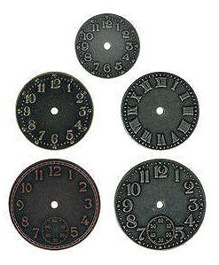 Tim Holtz Idea-ology - Timepieces