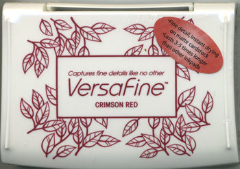 VersaFine - Crimson Red