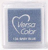 Versa Color Ink Cube - Baby Blue