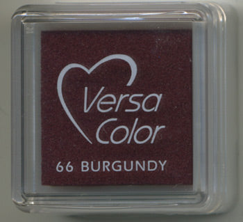 Versa Color Ink Cube - Burgundy