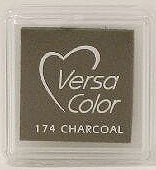 Versa Color Ink Cube - Charcoal