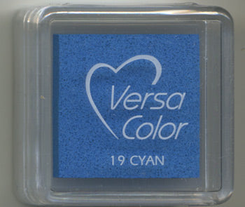 Versa Color Ink Cube - Cyan