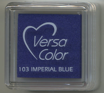 Versa Color Ink Cube - Imperial Blue