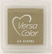 Versa Color Ink Cube - Khaki