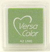 Versa Color Ink Cube - Lime