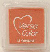 Versa Color Ink Cube - Orange