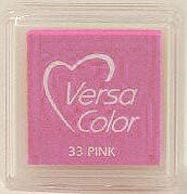 Versa Color Ink Cube - Pink