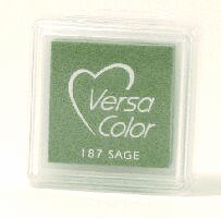 Versa Color Ink Cube - Sage