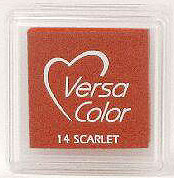 Versa Color Ink Cube - Scarlet
