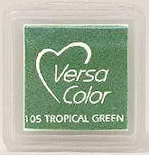 Versa Color Ink Cube - Tropical Green